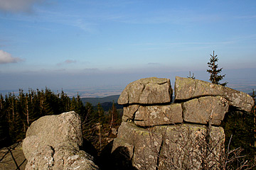 Zeterklippen, Nationalpark Harz